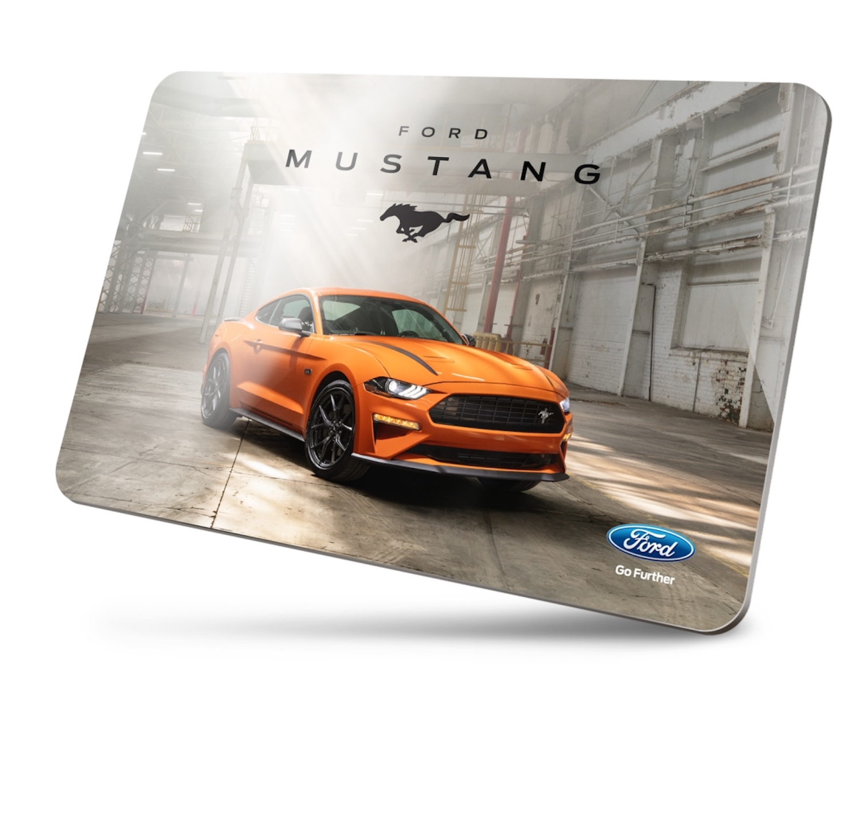 Ford 全車系可再抽儲值 1 萬元的珍藏限量 iCash2.0 卡。