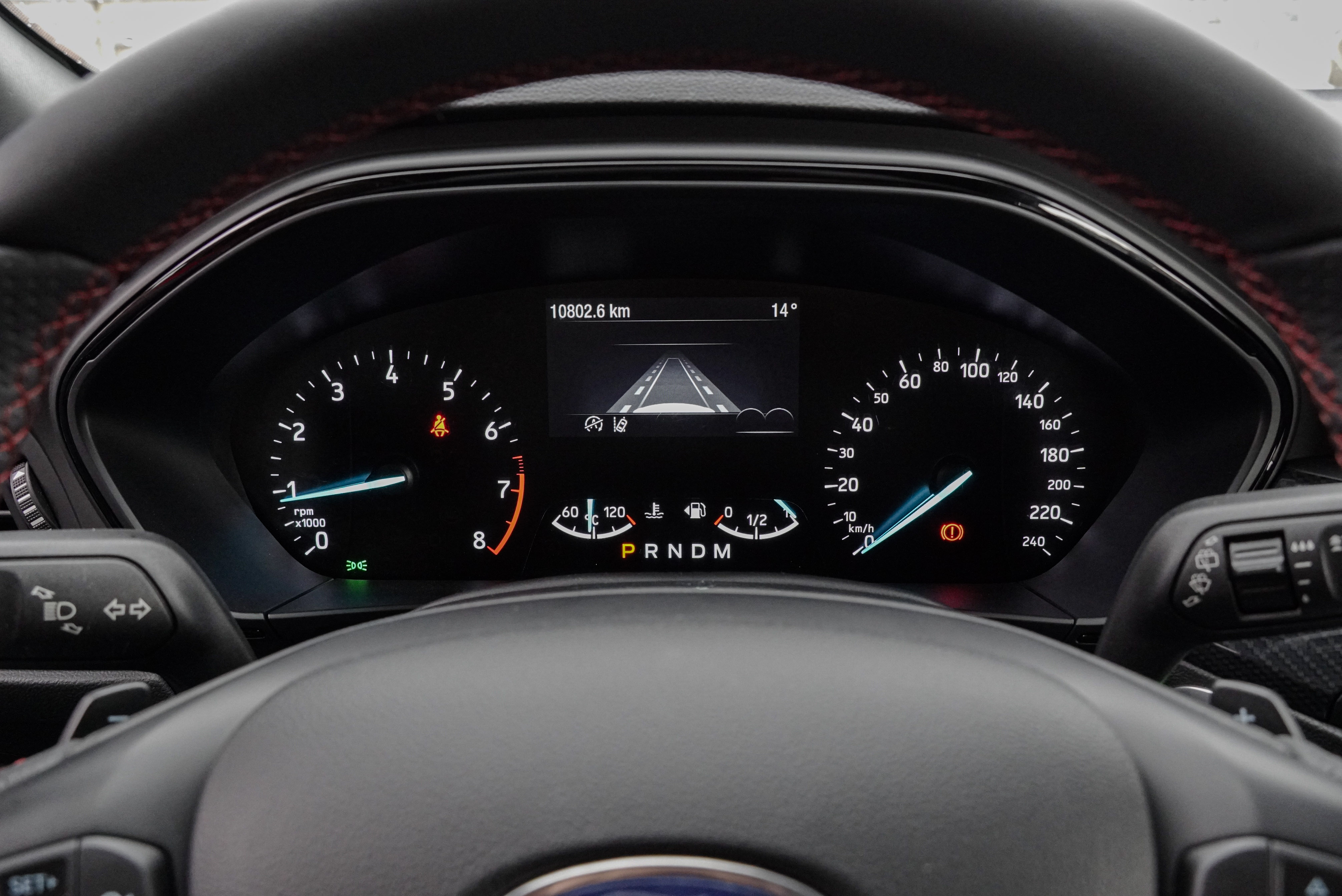 ST-Line、Lommel 標配 Ford Co-Pilot360™ 全方位智駕科技輔助系統(Level 2 自動駕駛輔助系統)。