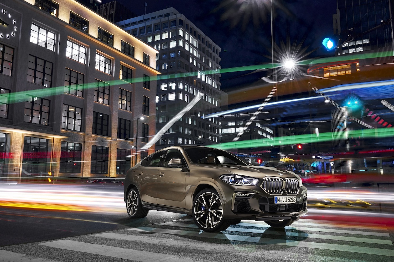 點燃跨界之戰!BMW X6 雙車型 365 萬預售開跑