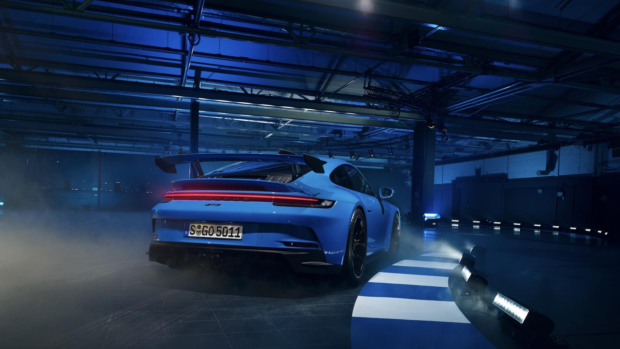 這個聲浪,你必須買!Porsche 911 GT3 899 萬起接單開始