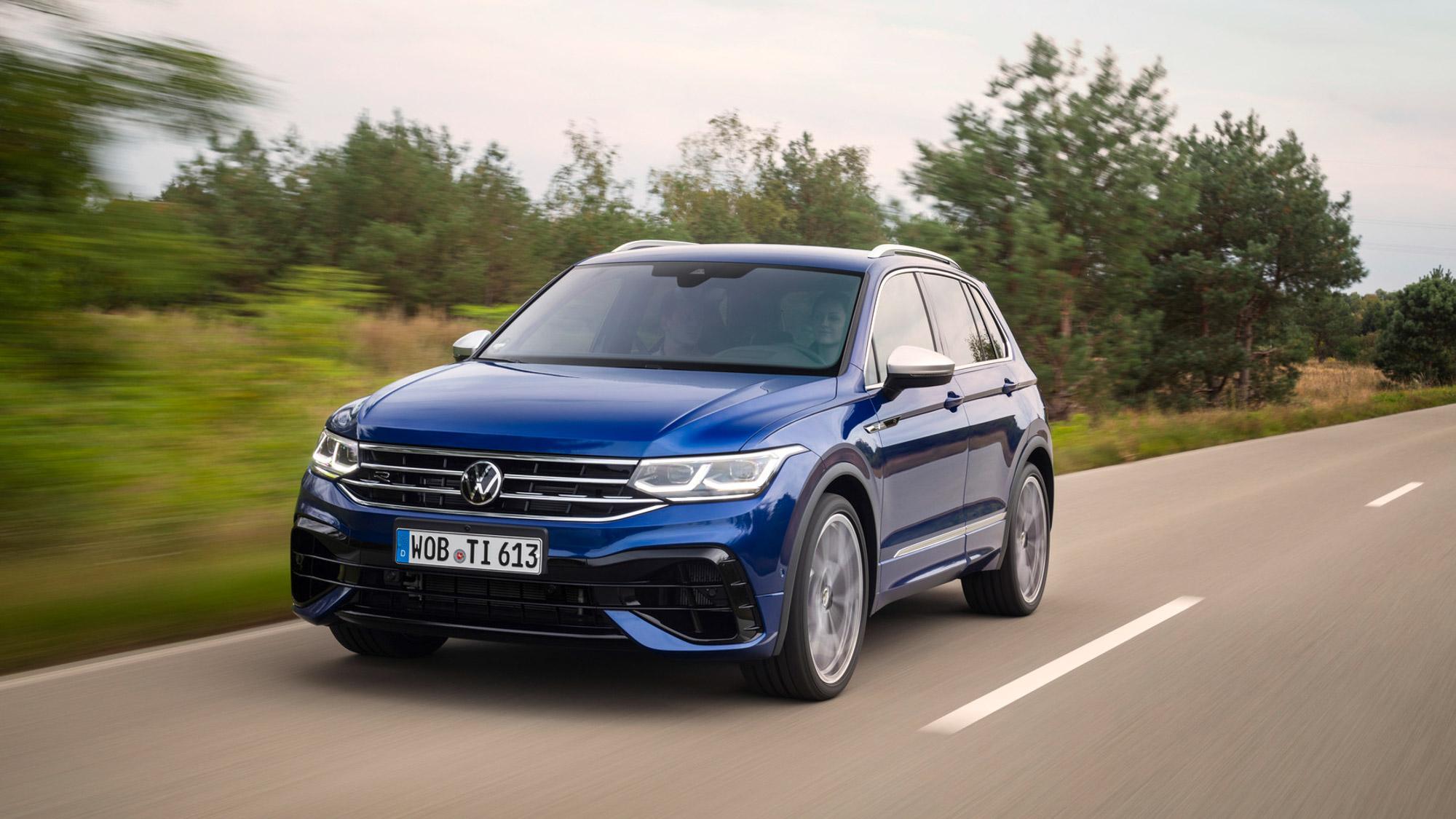 銷量說明實力!VW Tiguan、Arteon 五月銷售表現出色