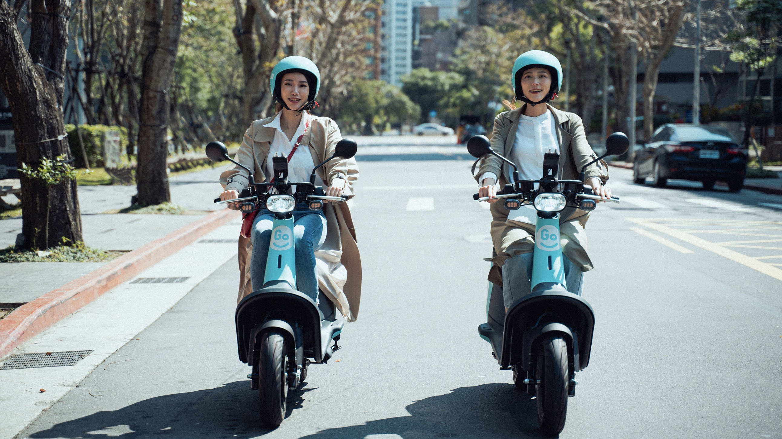 GoShare 品牌聲量奪冠!與 Line Pay 再聯手,點數與騎乘金輕鬆賺