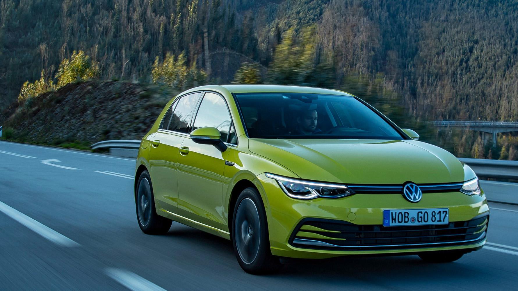 八代 Volkswagen Golf 售價五月底公佈!首度引進 48V 輕油電動力