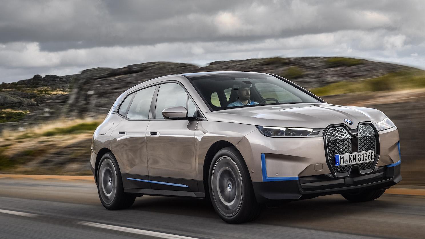 點燃純電豪華休旅戰火,BMW iX 叫戰 e-tron、EQC