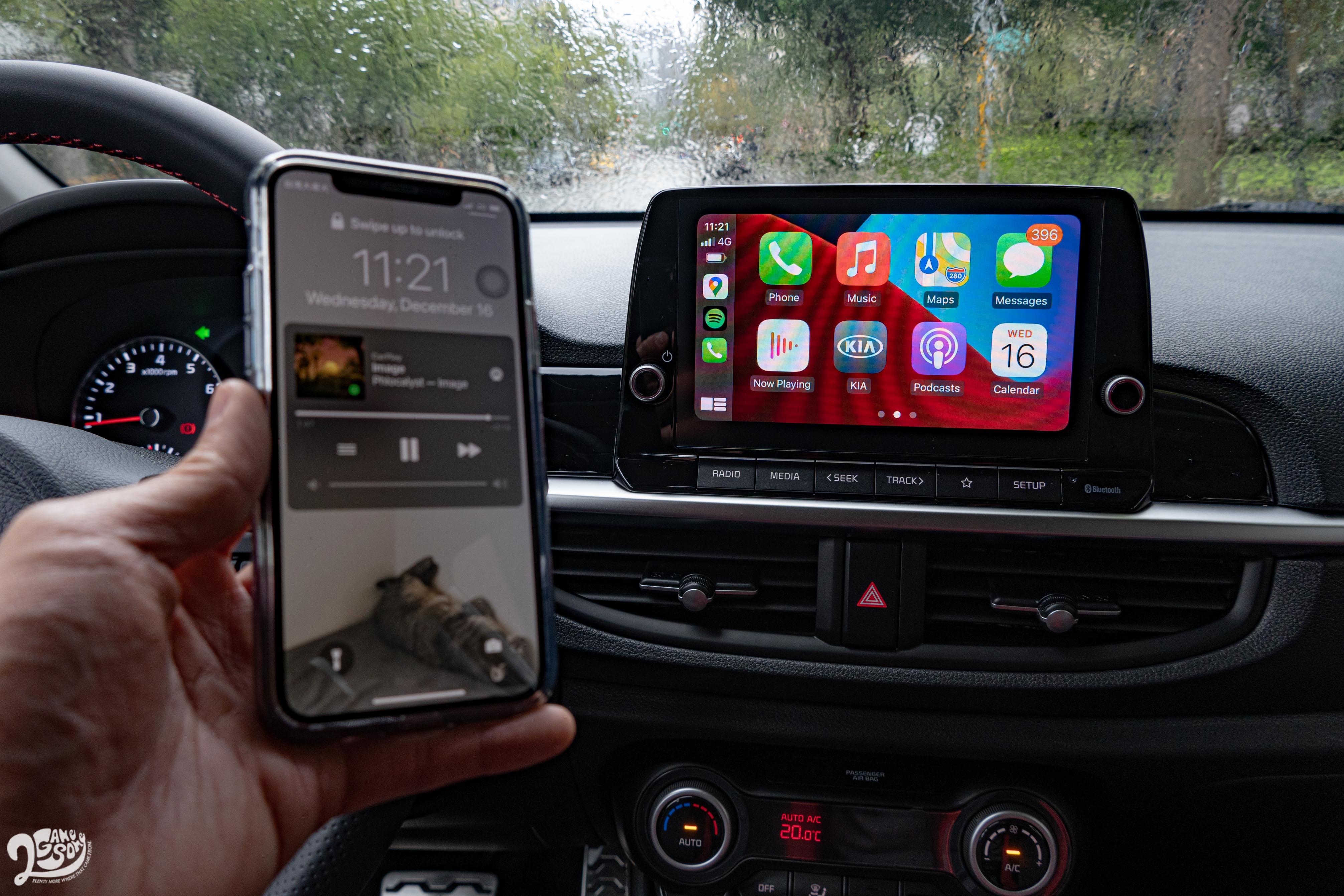 無線手機串連功能是都會版以上標配。