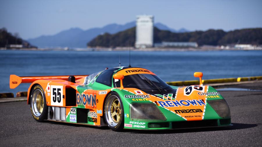 Mazda 利曼奪冠 30 週年!限量模型車抽獎現正舉行