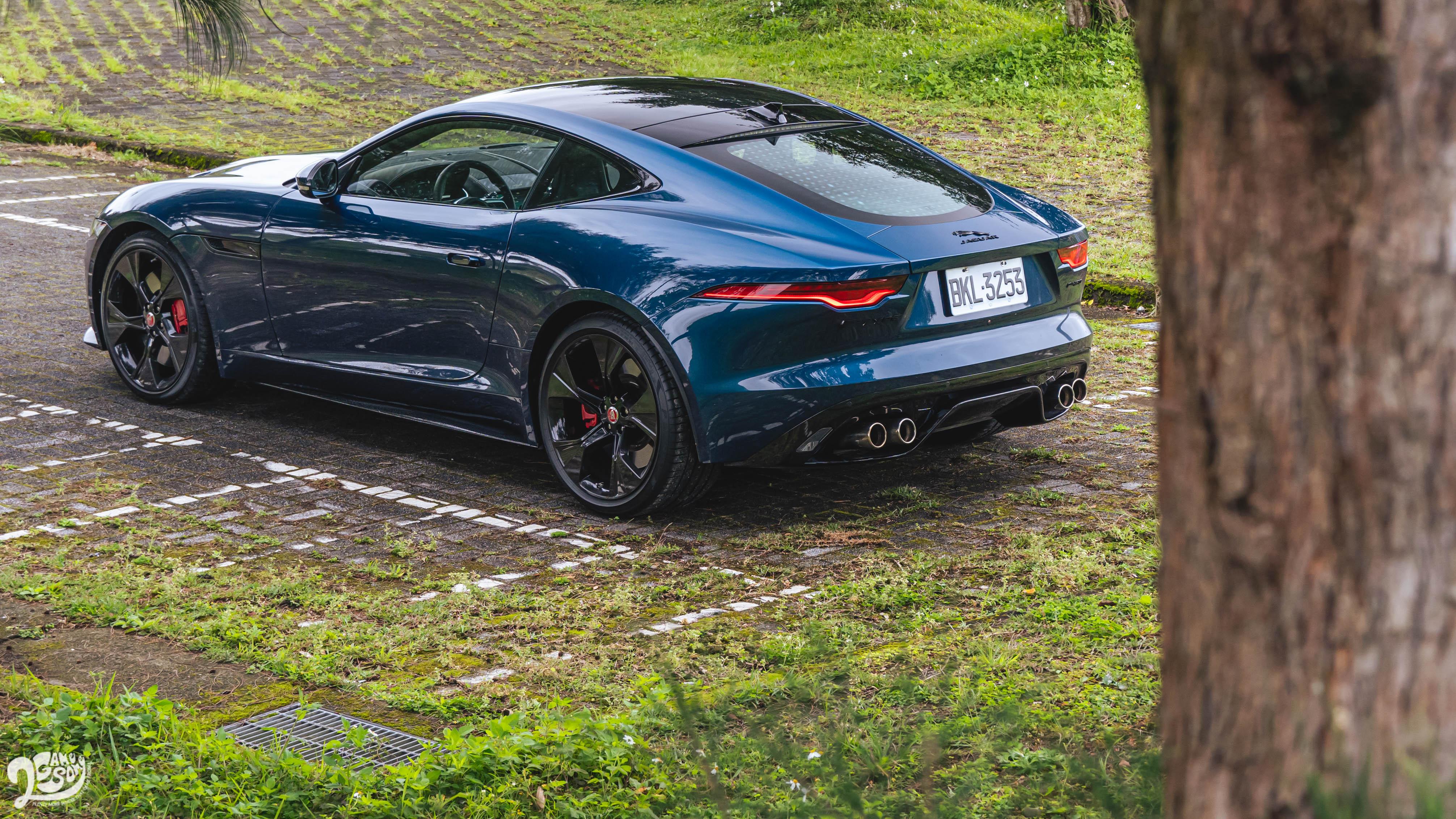 圖的,是一種情懷。Jaguar F-Type P450 R-Dynamic