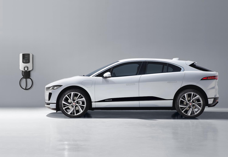 電豹登場,Jaguar I-Pace 341 萬預售啟動