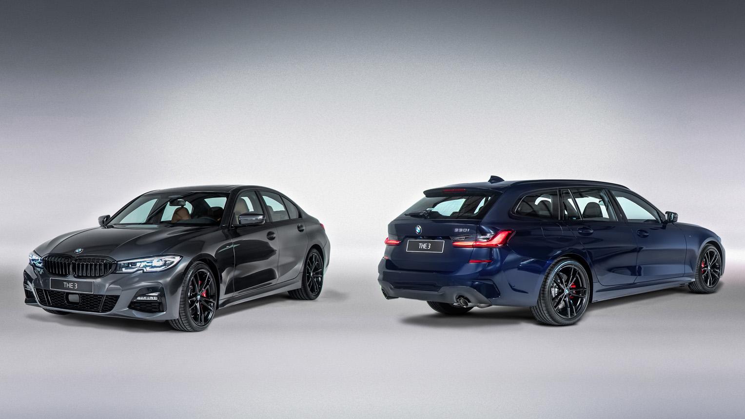 BMW 330i / 330i Touring M Sport 夜型版限量發售 289 萬元起