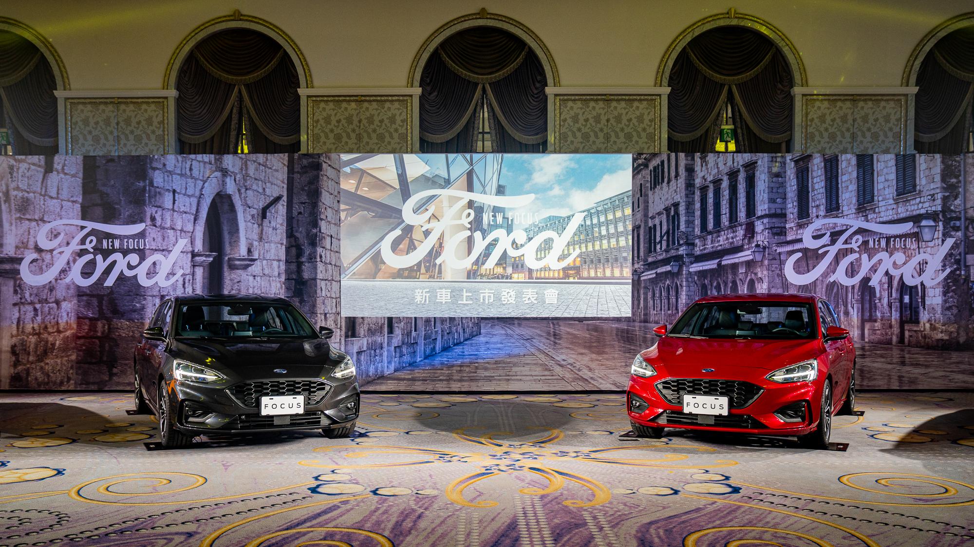 Ford ST-Line Lommel 四門版 92.9 萬新登場;20.75 年式佛心、時尚版降萬元