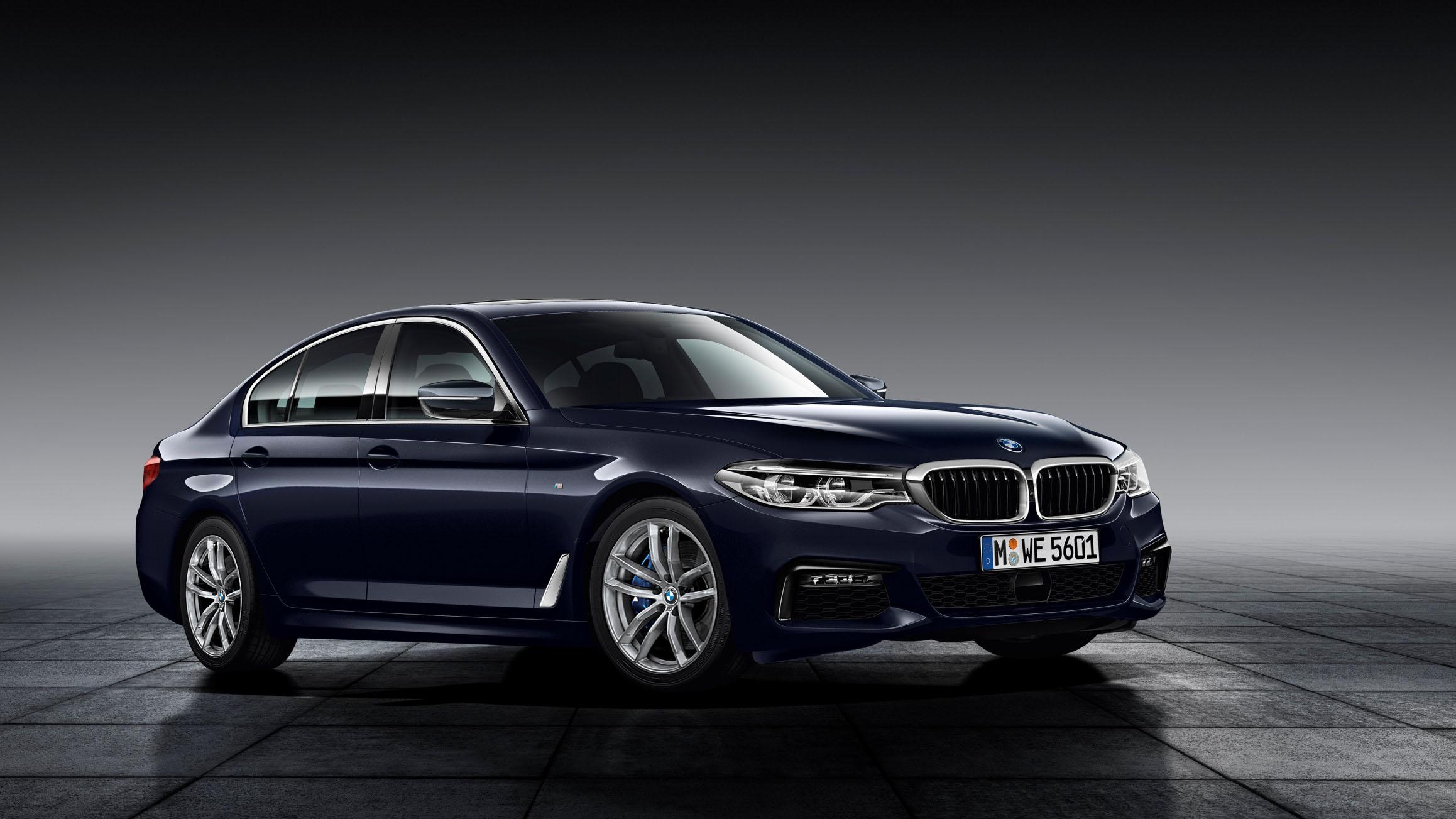 BMW 5 系列白金旗艦版免頭款開回家,最低月付 1 萬有找!