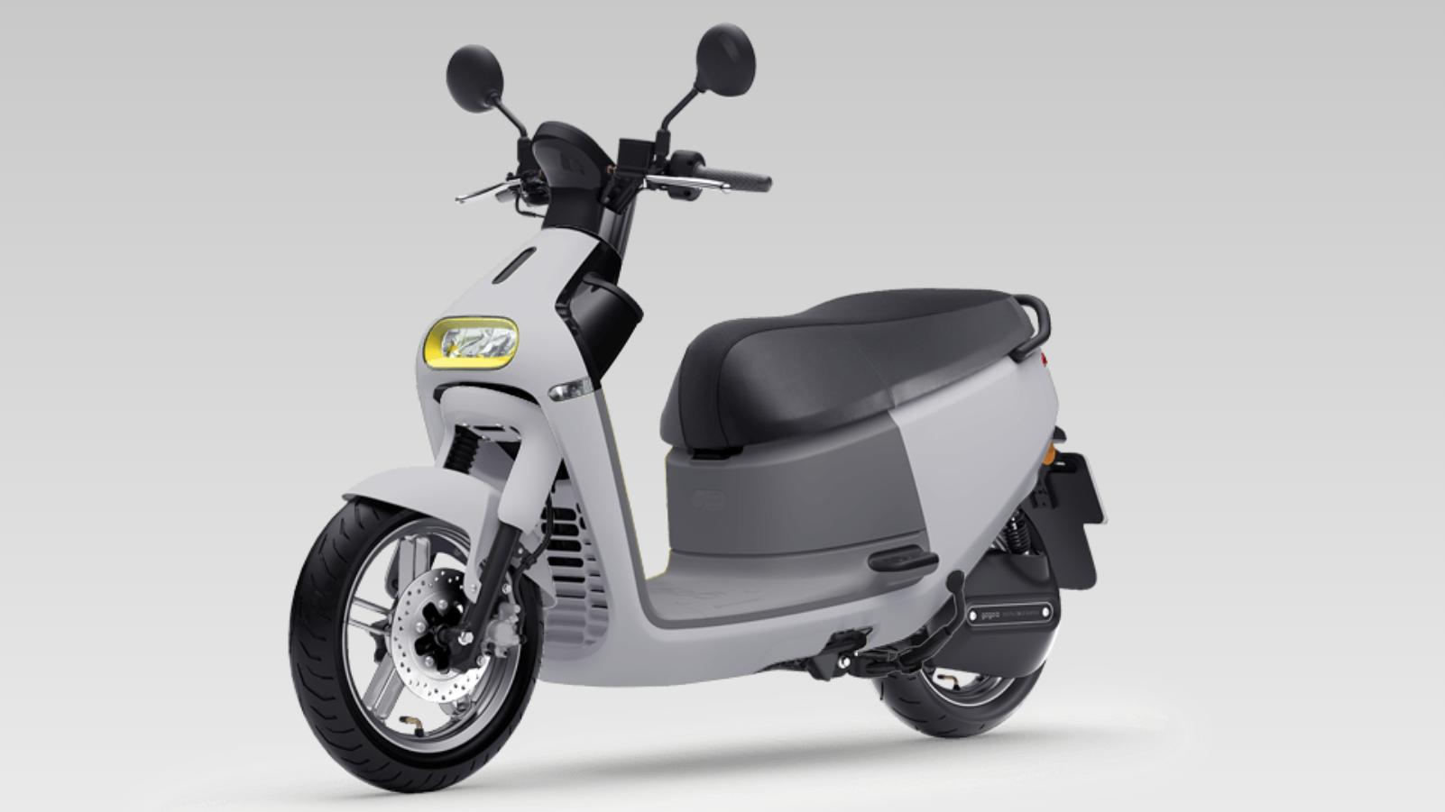 獲網路聲量榜首!Gogoro 3 Plus 芝麻灰新色上市