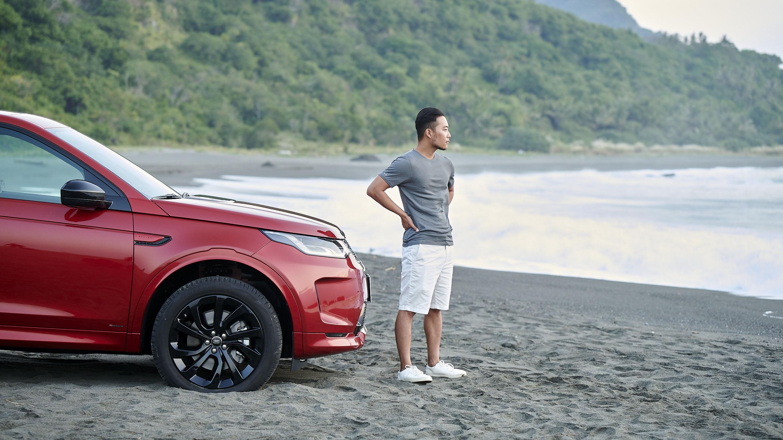 【影】Land Rover「Discovery Table 探海計劃」攜手台灣自潛名將探索東部海域