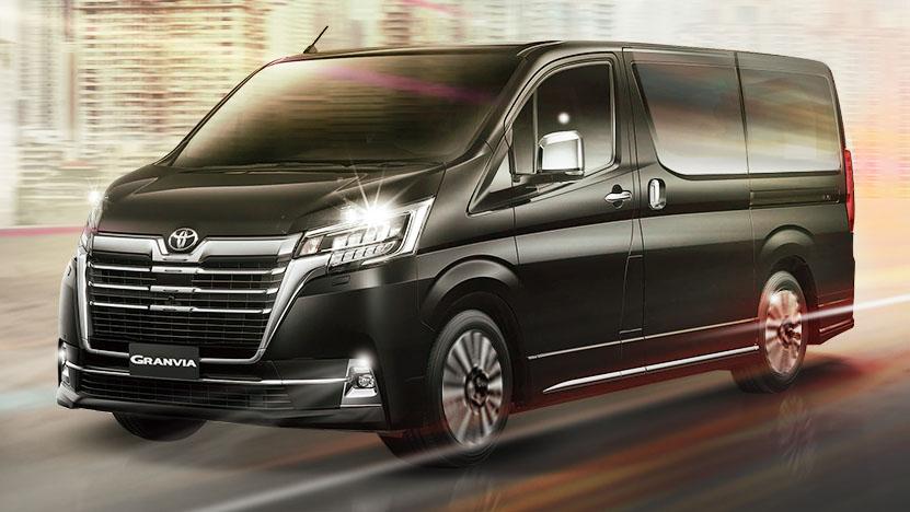 ▲ Toyota Granvia 全新六期正式開賣,年底前享早鳥價
