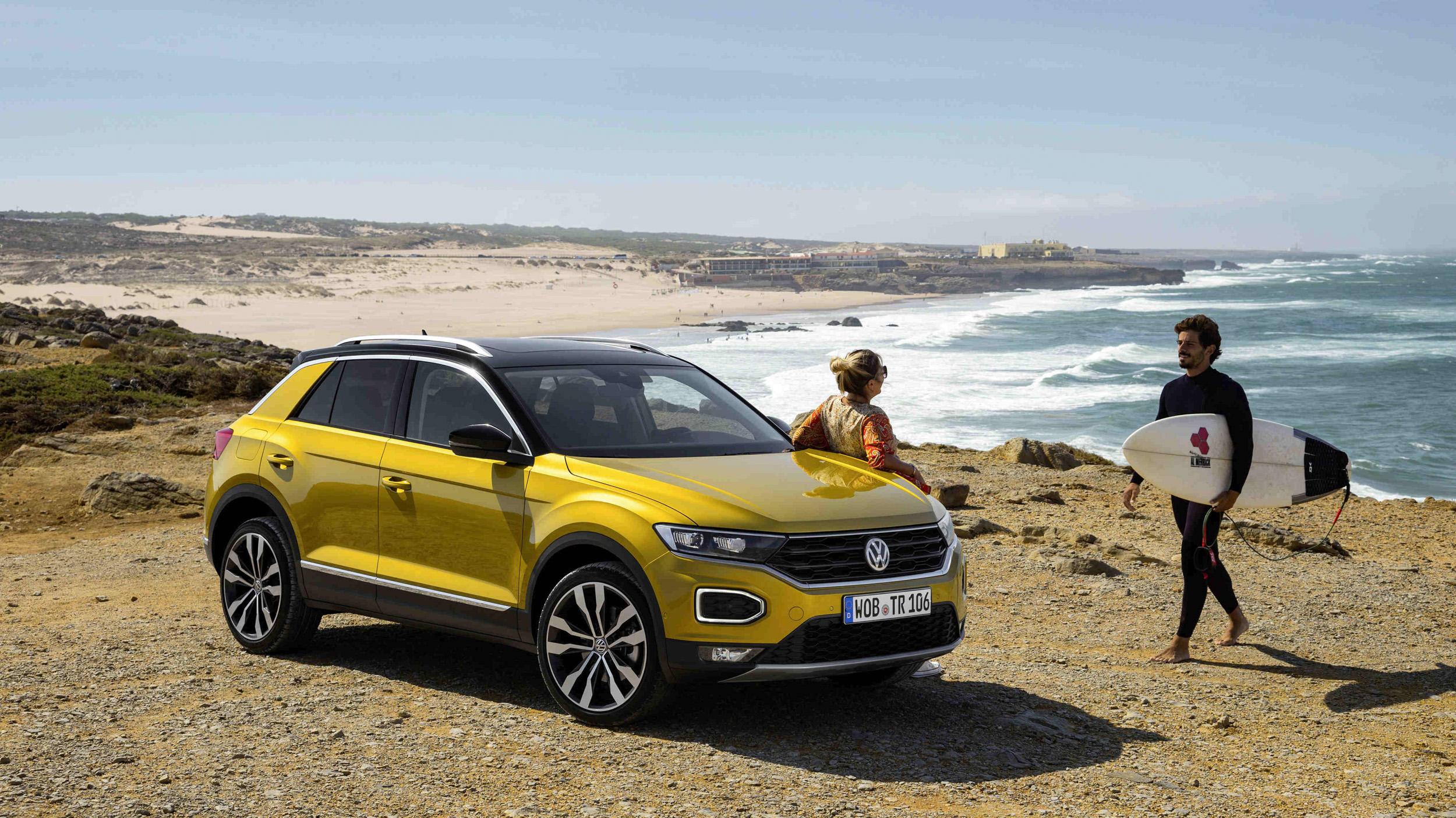 VW T-Roc 280TSI Life 限時現金特惠 99.8 萬起!車主獨享舊換新優惠最高 65,000 元