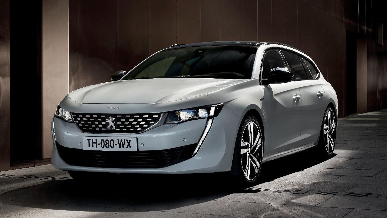 不只美、配備也豐富!Peugeot 508 SW 預售 168.9 萬起 限時送 B&O 音響