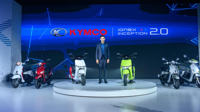 Kymco 啟動 Ionex 車能網 2.0,新資費與新機種 i-One X 同步推出