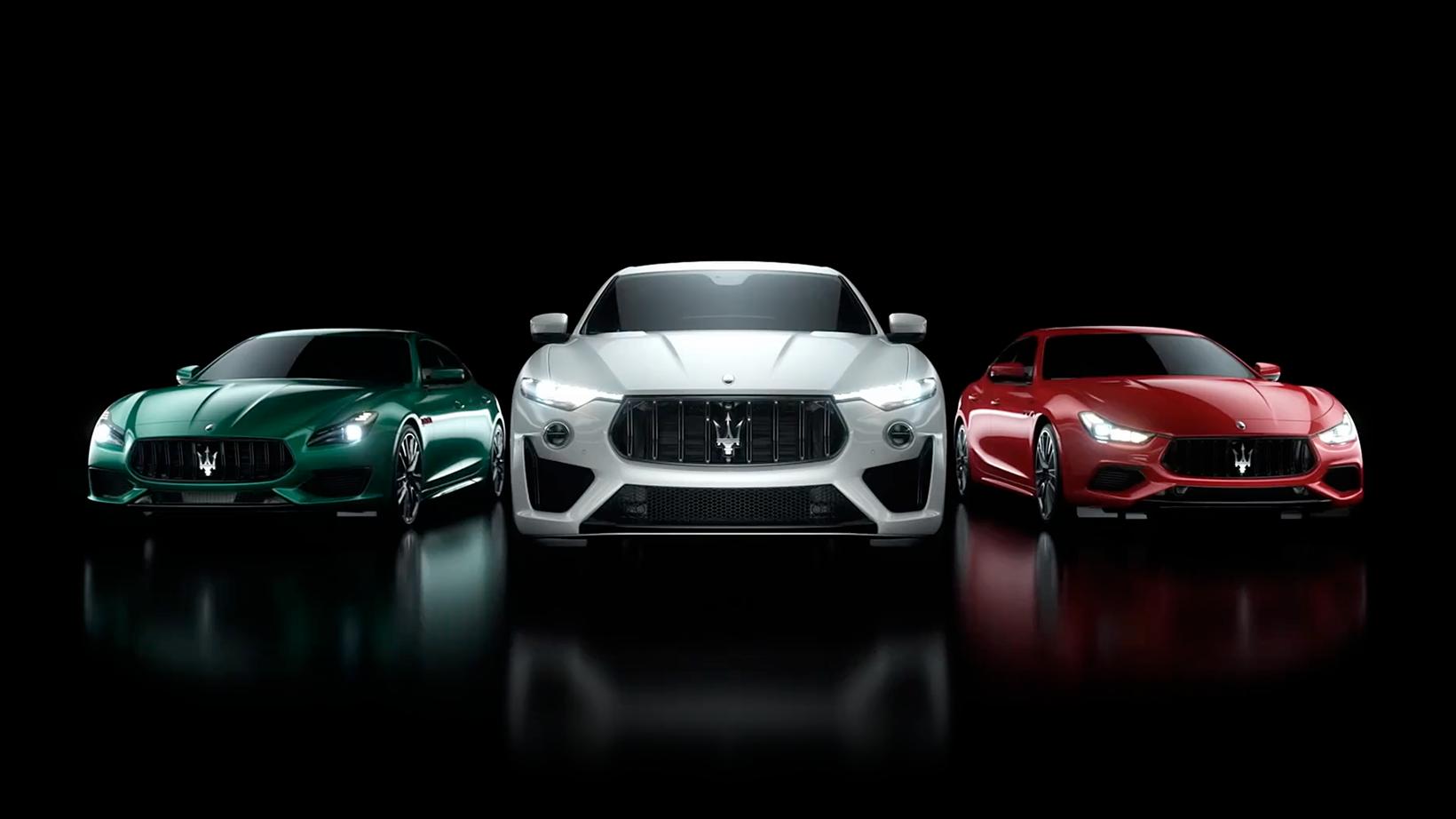 Maserati MC20 超跑第二季登台!2020 銷售成長 7%
