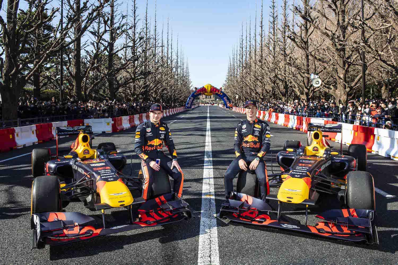 給台灣一對翅膀!Red Bull F1 賽車明年3月飛馳台北街頭