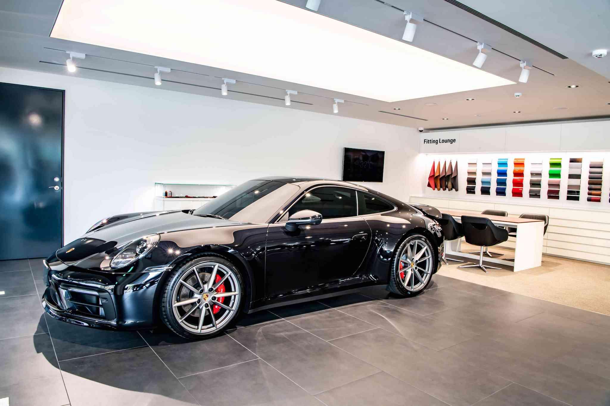 保時捷全新「Destination Porsche」概念強調提供個人化服務。
