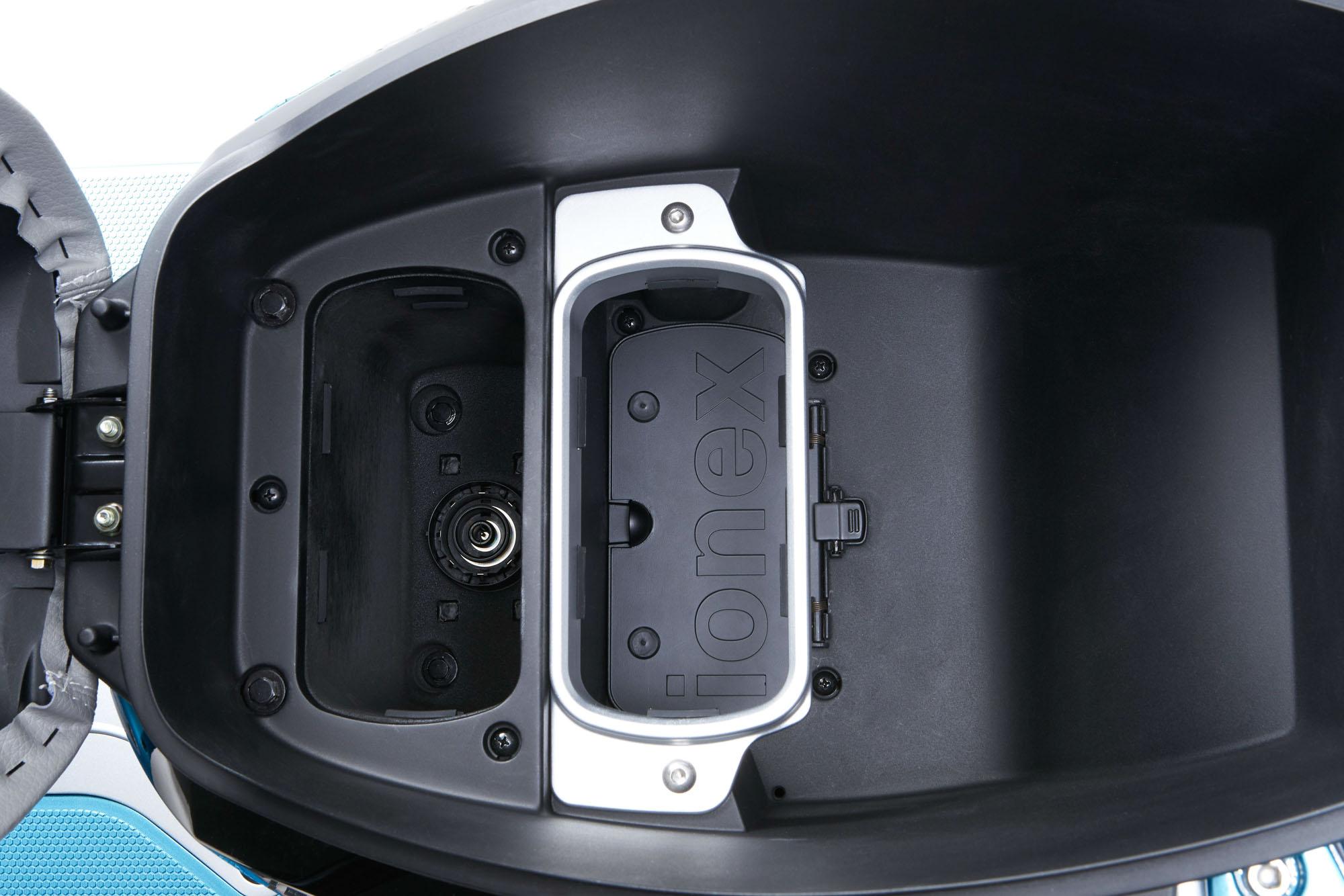 i-One DX 極速方面也從原本的 61km/h 提升至 74km/h,增加了 20%。