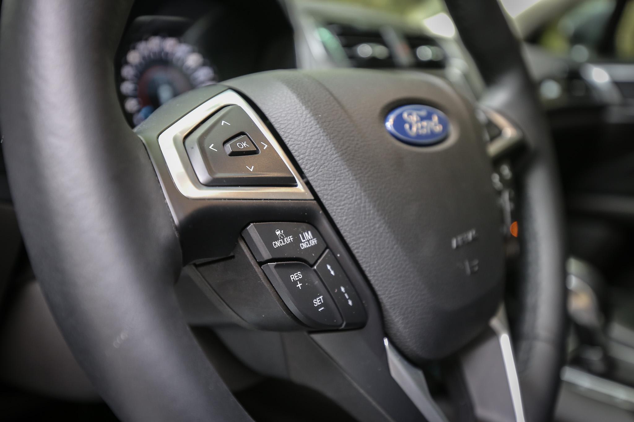 Ford Co-Pilot360™ Technology全方位智駕領航科技仍是標準配備。