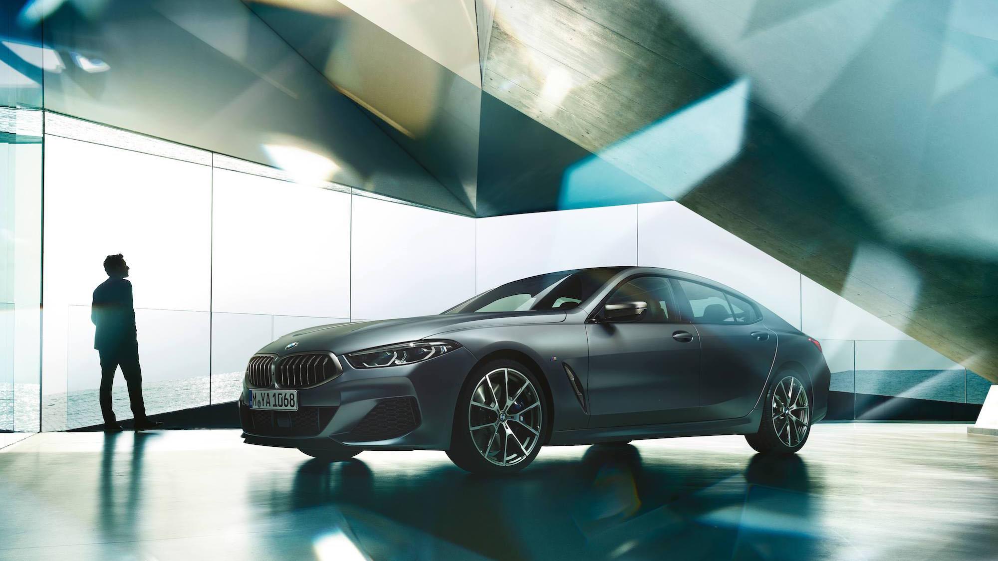 【2020 台北車展】BMW 將首演 8系列 Gran Coupé,完整展出名單曝光