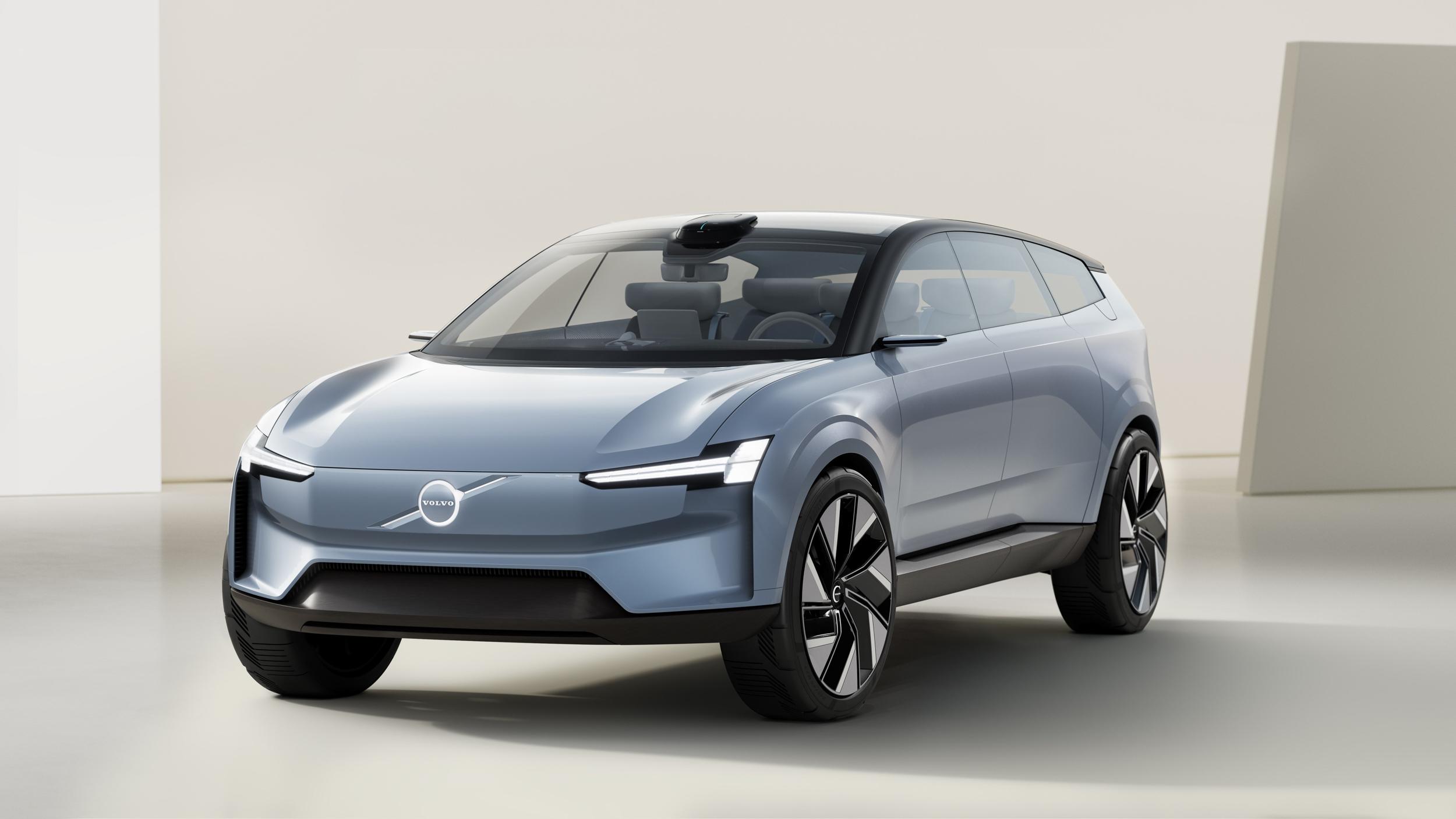 這品牌的未來很精彩!Volvo Tech Moment 攜手 Google、NVDIA 與 Luminar 等夥伴打造嶄新用車體驗