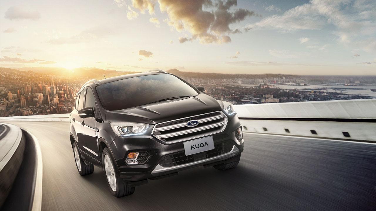 安全滿配還抽勞力士!Ford Kuga 推出 EcoBoost®182 CP360 型