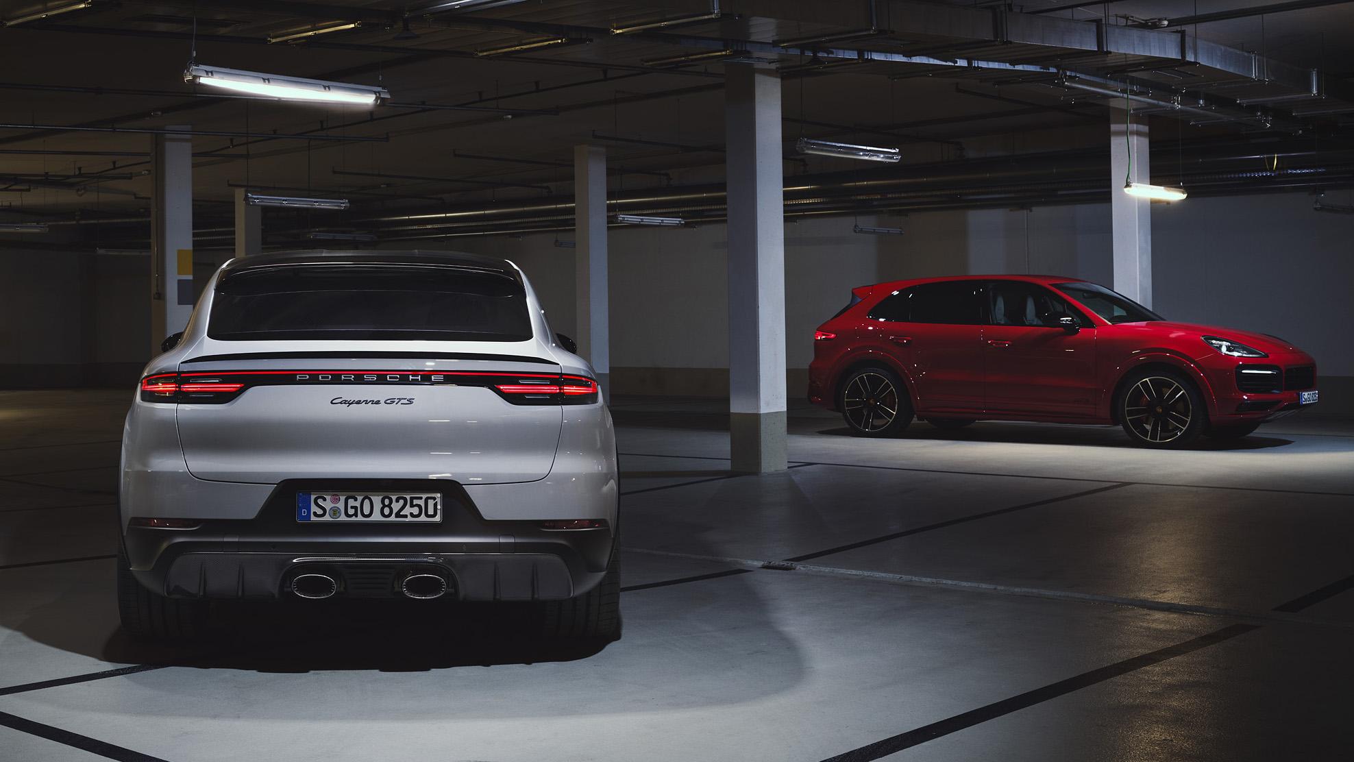 Porsche Cayenne GTS 雙雄升級 V8 動力 575 萬起,同場加映台灣特別版