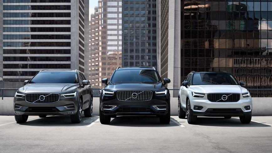 Volvo 年銷量破 7,000 台 XC60 最熱賣