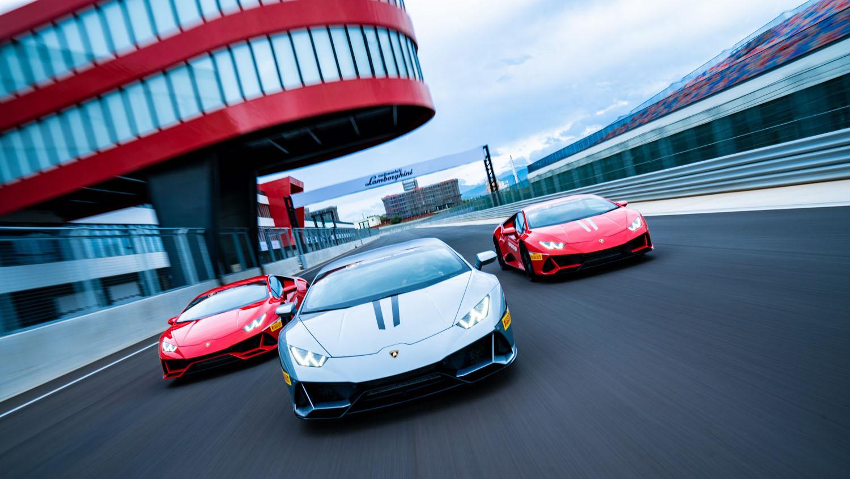 8000 轉的平易近人,Lamborghini Huracán EVO 賽道體驗