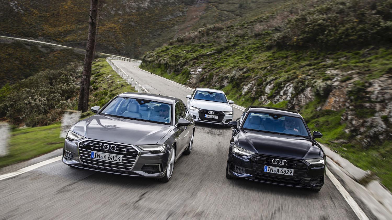 全新 Audi A6 添柴油車型,239 萬起