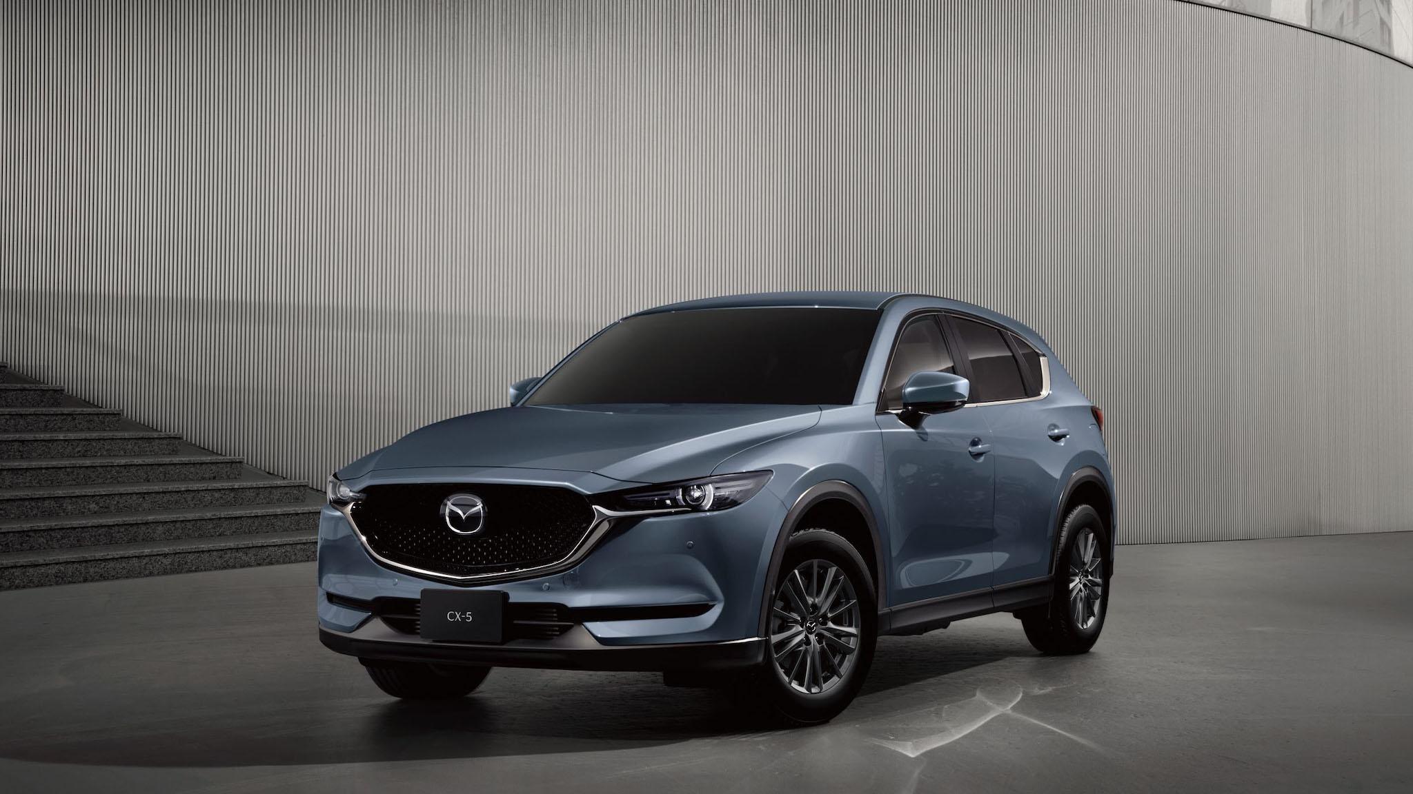 Mazda 推 CX-5 獻定版,限量百台 109.9 萬起