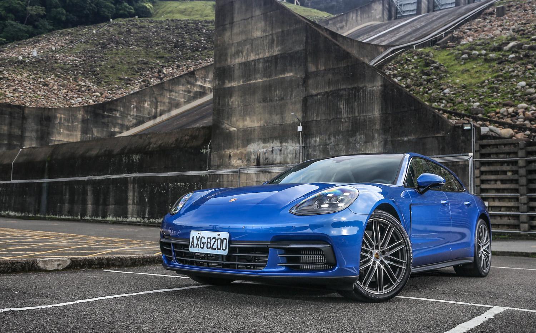 矛盾的存在,Porsche Panamera 4S Sport Turismo