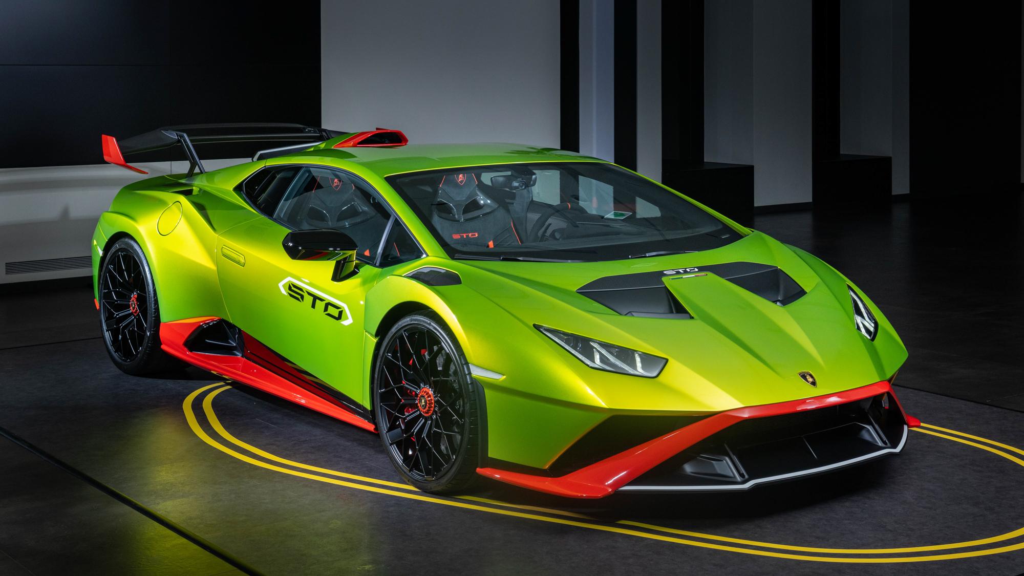 道路版廠車!Lamborghini Huracán STO 正式在臺發表