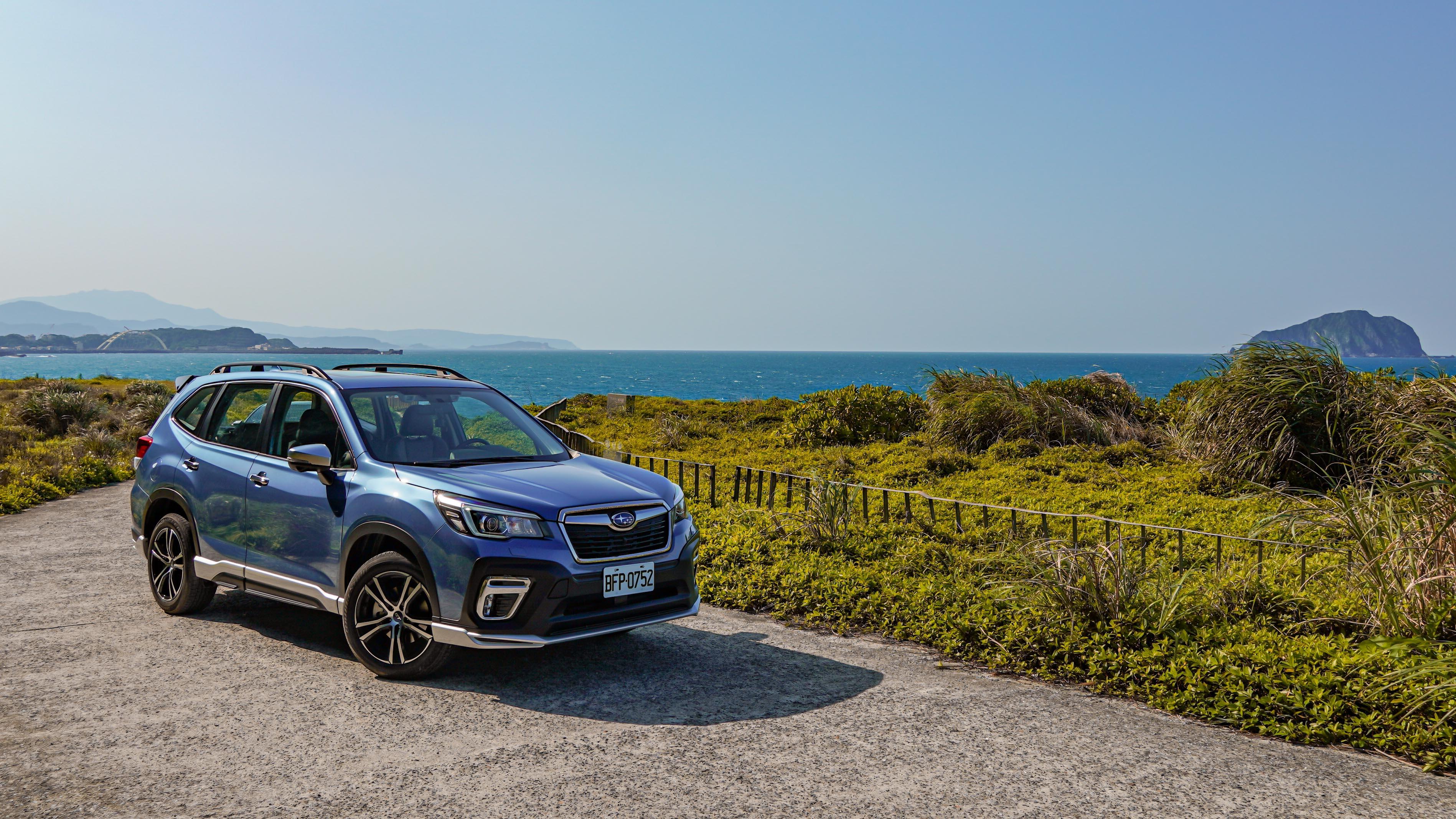 Subaru Forester 103 萬元起。