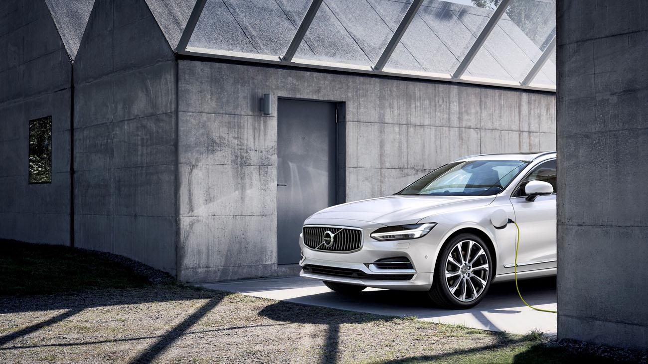 ▲ 里程、養車成本兼具,解密 Volvo PHEV 雙能電動核心