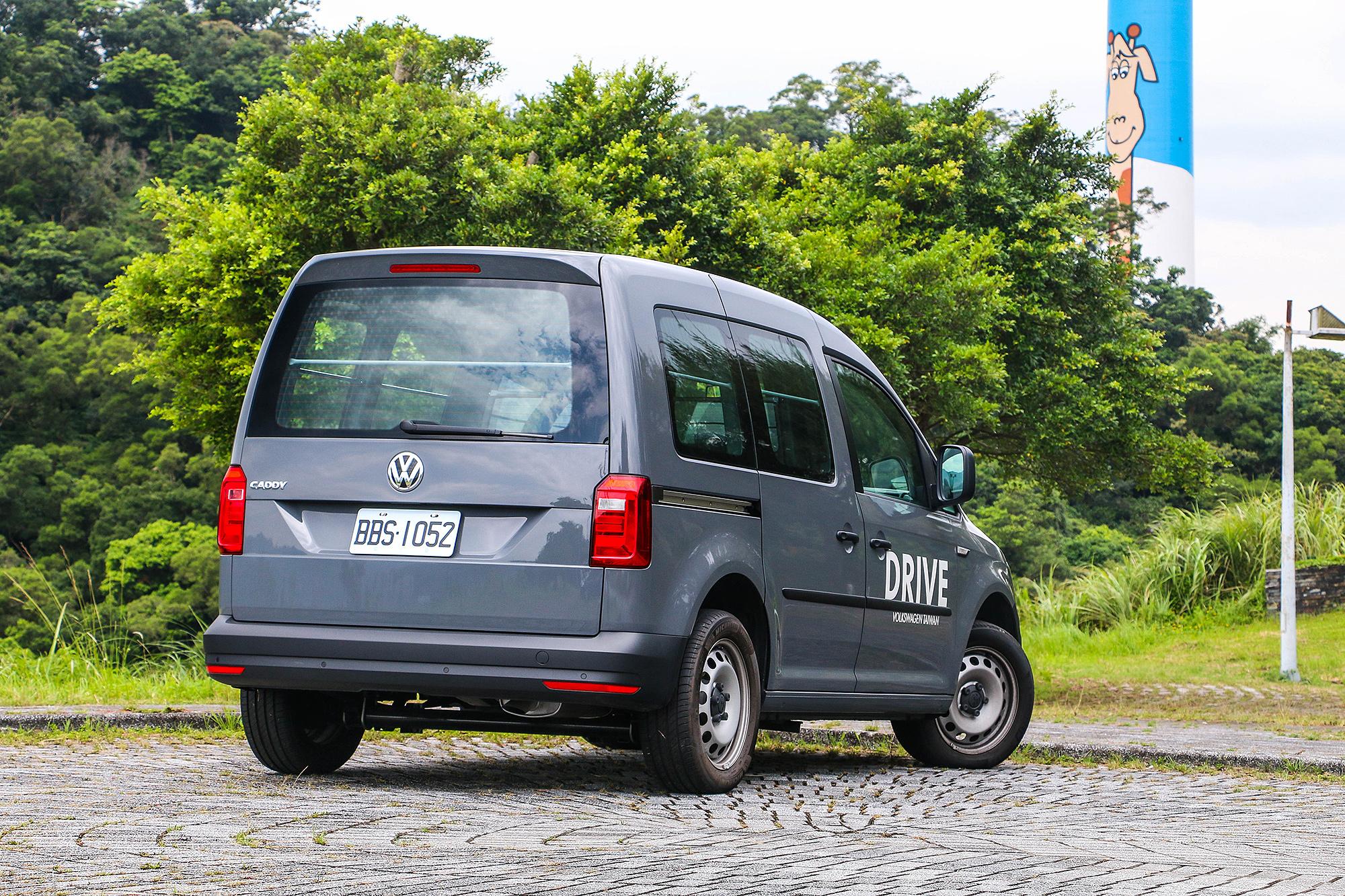 第一線銷售端的回饋,展現對於 Caddy Van 1.4 TSI DSG 濃厚的信心。