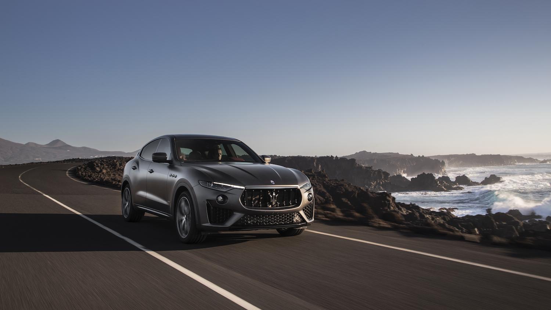 當海神遇上火神,Maserati Levante Vulcano 608 萬起登場,全球限量 50 部!