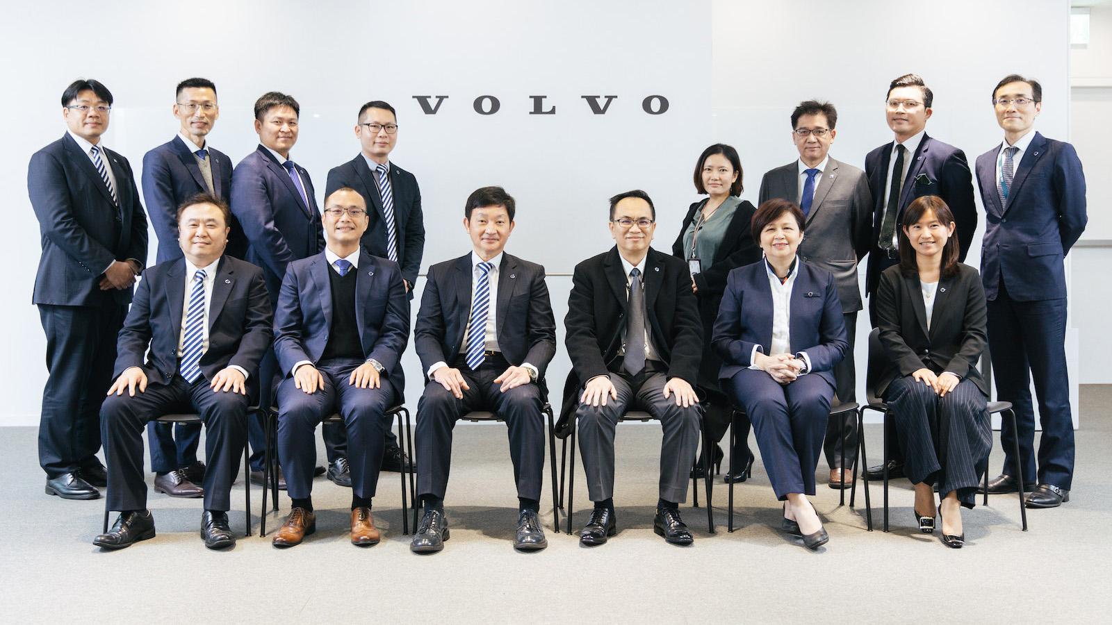 國際富豪汽車與國內知名汽車集團匯豐汽車出資成立的「匯勝汽車」強強聯手。