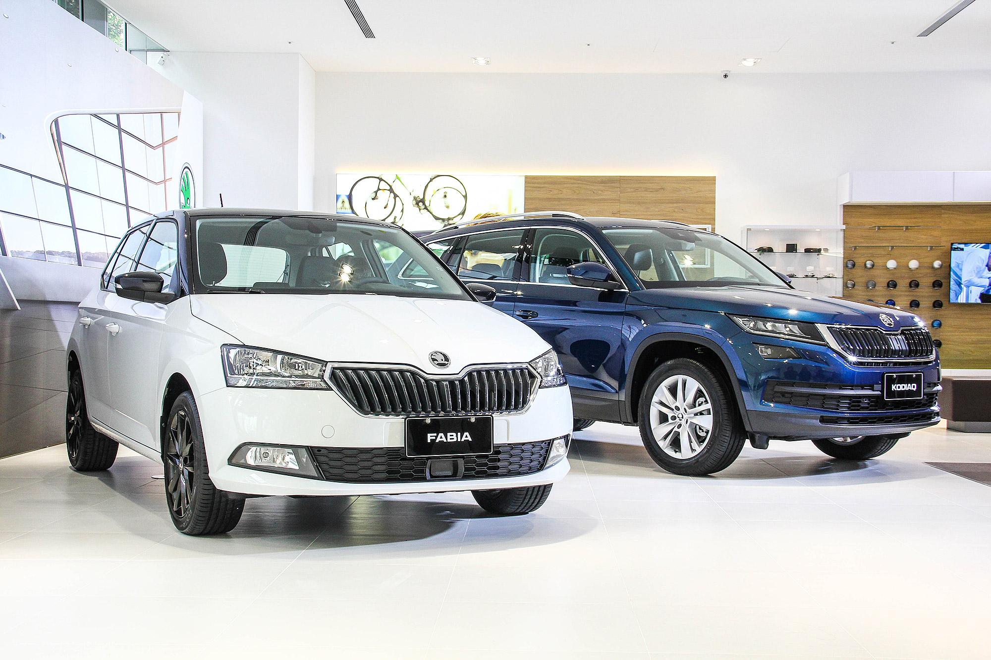 Škoda Taiwan 預告 2020 世界新車大展參展陣容。