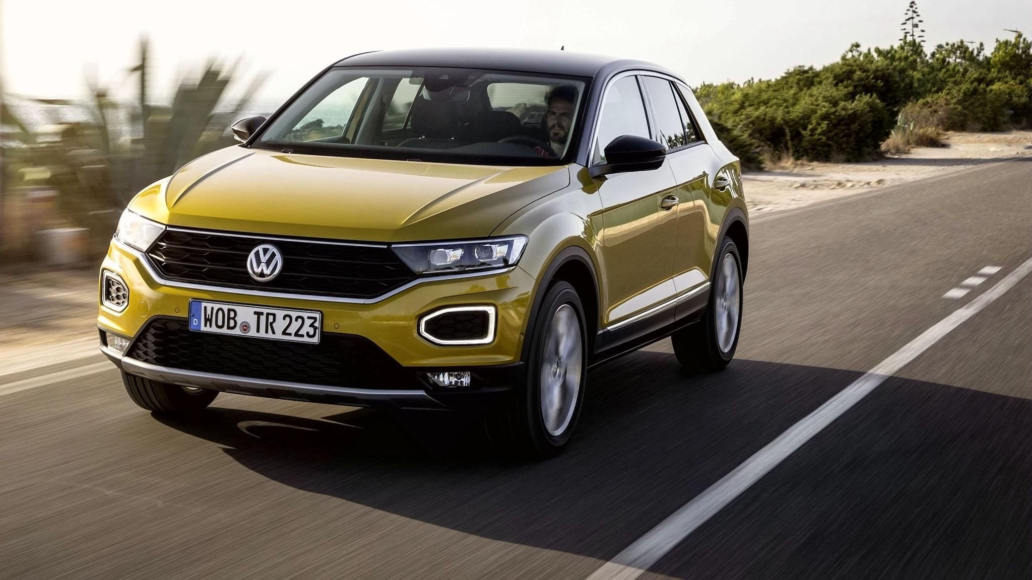 ▲ Volkswagen T-Roc 雙十連假展開巡迴,預售 112.8 萬元起持續接單中