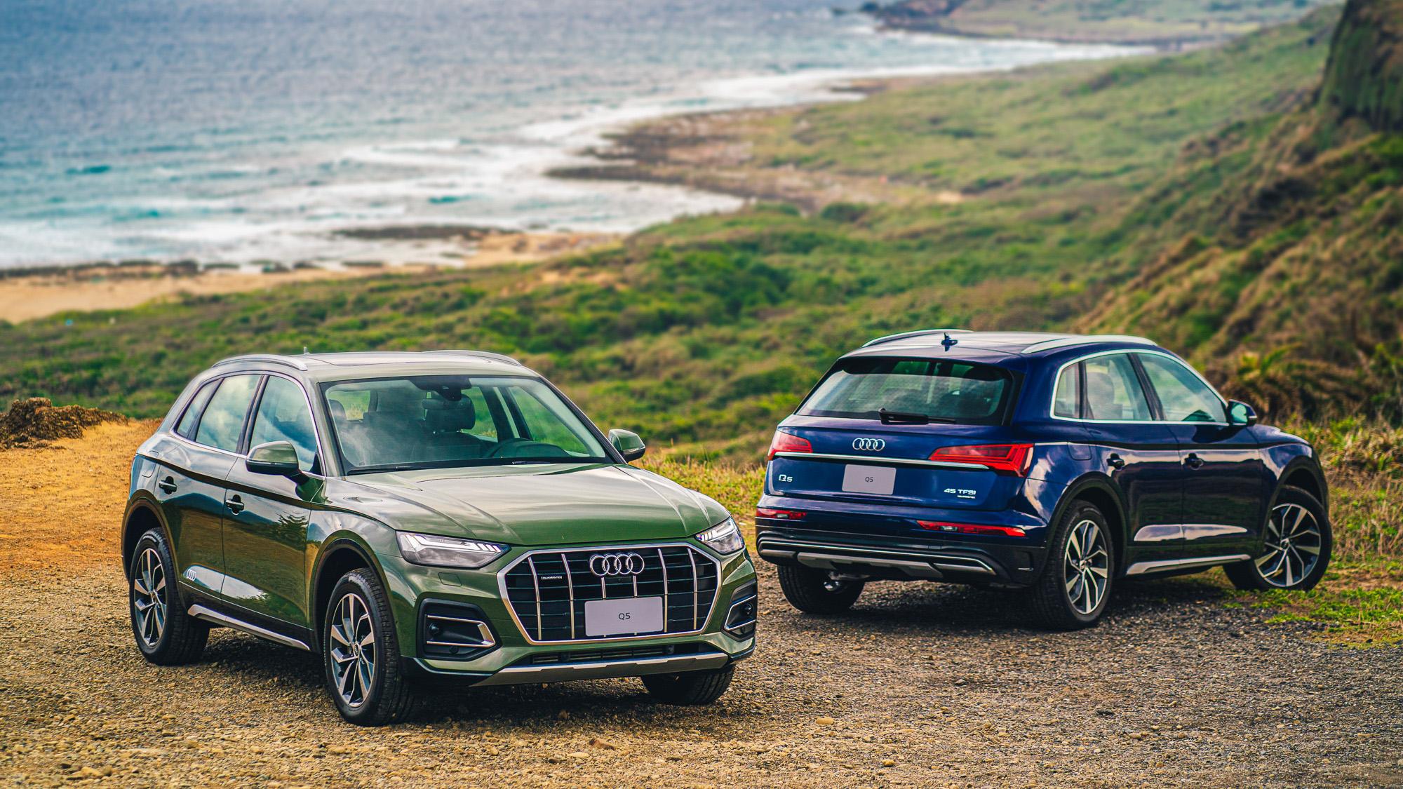 小改款 Audi Q5 正式抵台,四車型早鳥價 245 萬元起