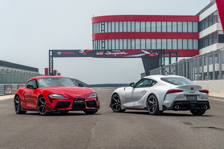 Toyota 總代理和泰汽車,9 月 4 日於台中麗寶賽道舉辦全新 Toyota GR Supra 上市發表會。