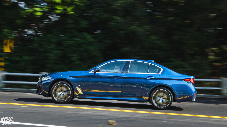 以科技延續經典,BMW 530i M Sport