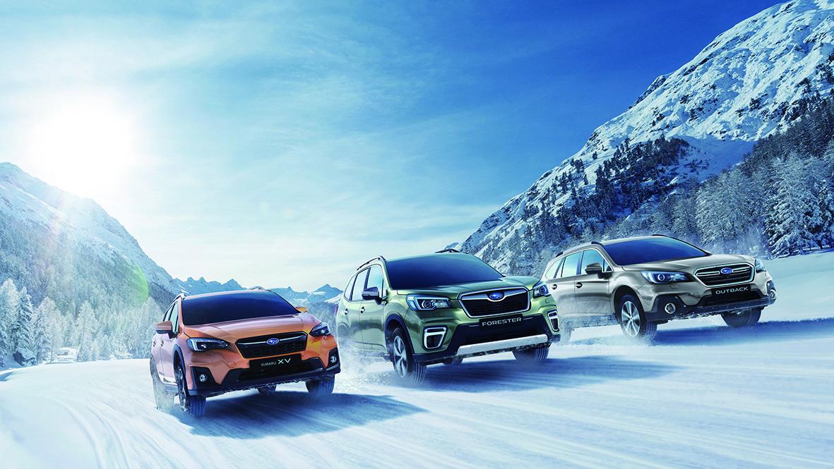 Subaru 最高 19.2 萬優惠只剩 29 天,跨年後回歸正式售價