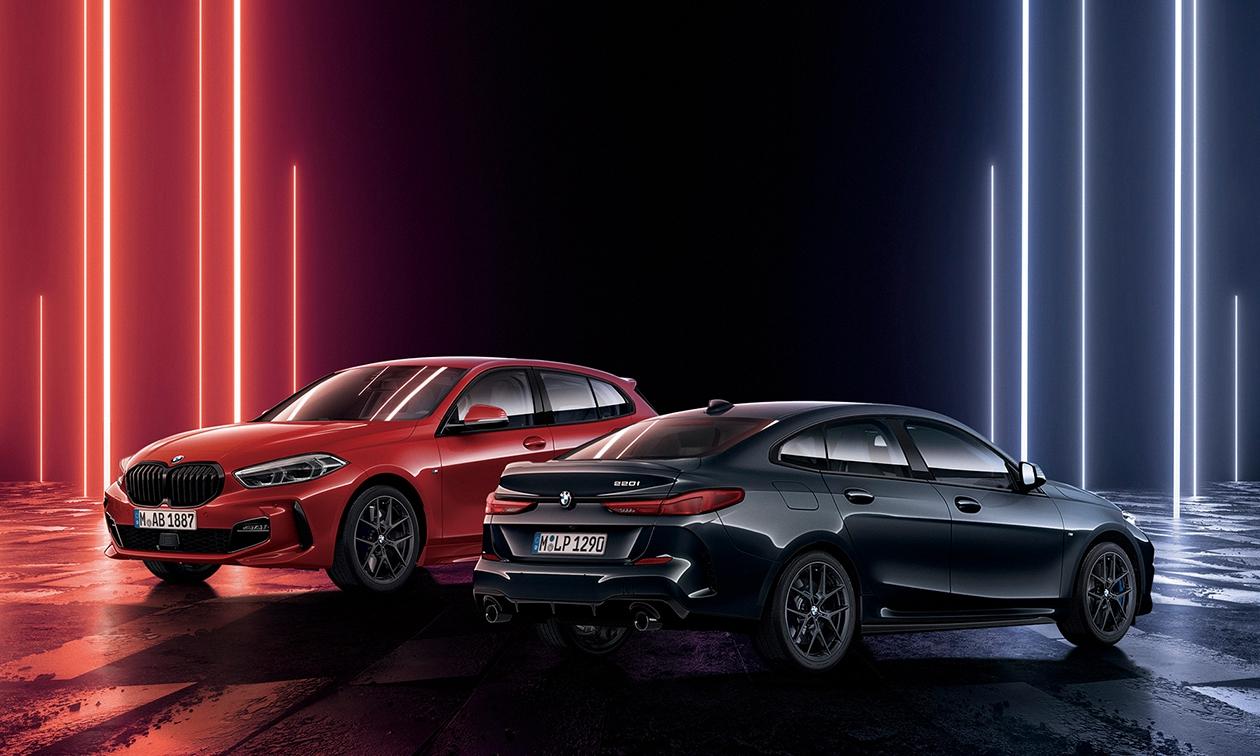 本月入主全新 BMW 1系列、2系列Gran Coupé 指定車型加贈 Apple iPhone12 Pro 256GB。