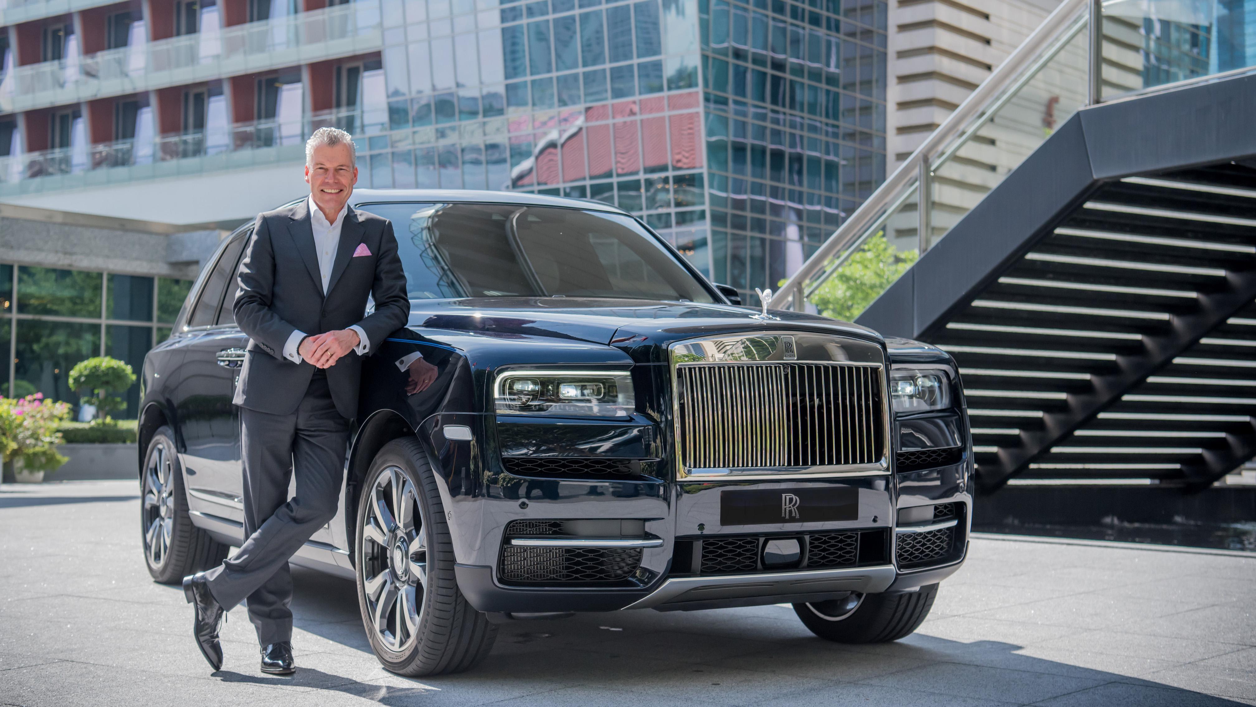 景氣不好?有錢人說還好!Rolls-Royce 去年銷量破 5,000 台