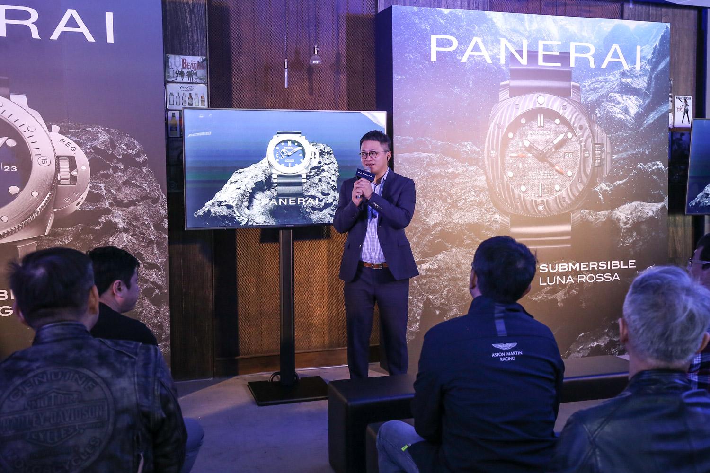 寶鴻堂副總經理陳俊賓也歡迎大家的熱情參與。